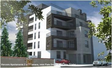 Apartament 2 camere, Sector 1, Domenii - Baza Sportiva Ciresarii