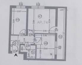 Apartament 2 camere, Rosu (Chiajna) - Militari Residence