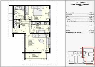 Apartament 2 camere, Sector 6, Pacii - Metrou Pacii