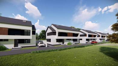 Casa (tip duplex), 4 camere, Chiajna - Penny Market