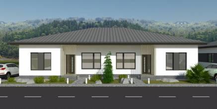 Casa (tip duplex), 4 camere, Bragadiru - Chipita