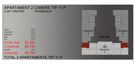 Apartament 2 camere, Sector 6, Drumul Taberei - Brancusi